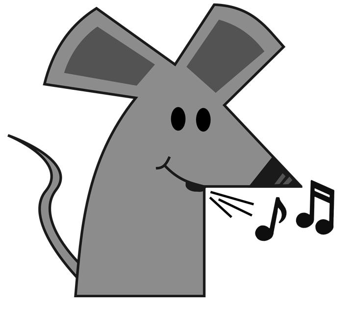 Mäusepfiff Maus